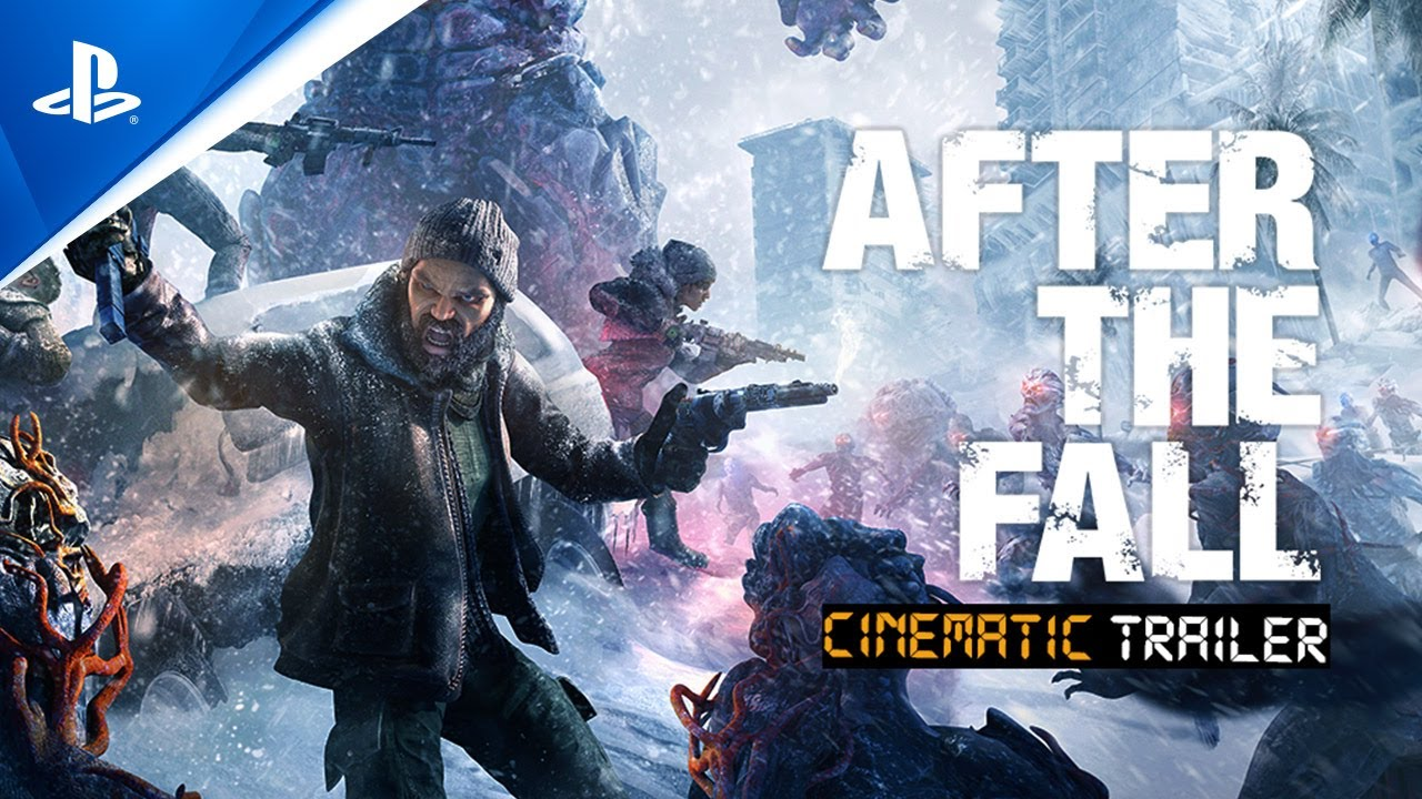 From the creators of Arizona Sunshine, After the Fall brings fast-paced co-op FPS action to PS VR