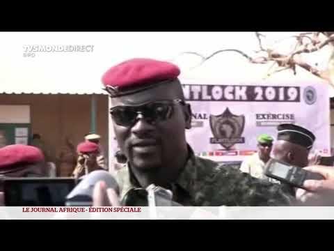 (Video) Guinée : qui est le putschiste Mamady Doumbouya ?