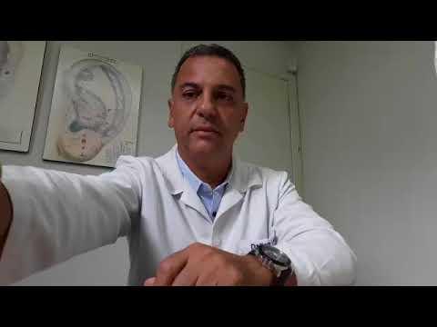 Fungo vídeo permanente de um malyshev
