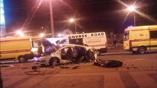 Смертельная авария в Новороссийске