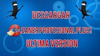 DESCARGAR CCLEANER 4.15 PROFESIONAL 2014