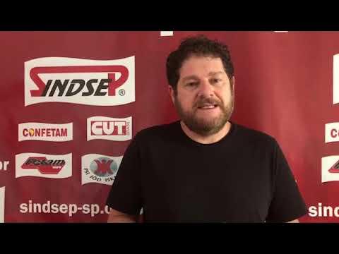 Sérgio Antiqueira realiza um balanço do Dia do Basta