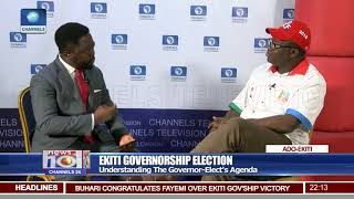 It Would Be Stupid Of Me Not To Probe Financial Records Of Ekiti State - Fayemi