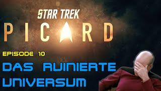 Finale Kritik: Startrek Picard Episode 10
