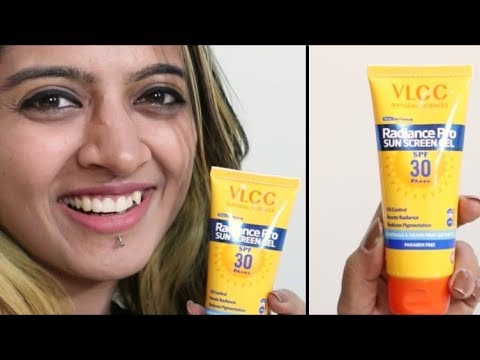 Why you Need to Use Sunscreen + VLCC Radiance Pro Sunscreen Review | SuperWowStyle