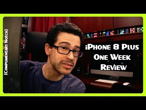 iPhone 8 Plus Review: Week One (and Live AMA!) 🔴