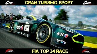 GT Sport - FIA Top 24 Superstar Race