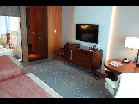 Conrad Tokyo Twin Room City View