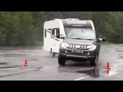 The Practical Caravan Mitsubishi L200 review