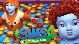 Sims 4 Toddler Stuff Pack - muh ball pit