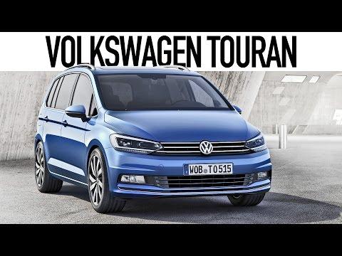► 2015 Volkswagen Touran - Design