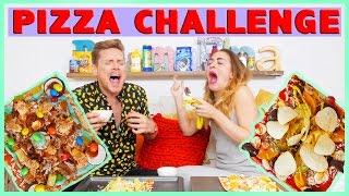 PIZZA CHALLENGE EXTRÊME - P.O & Marina