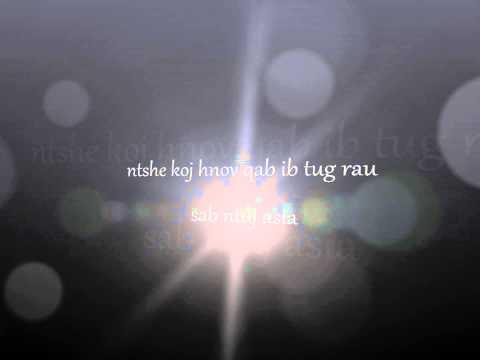 Laib Laus-Hnov Qab Tus  Nyob Asia (Lyrics)