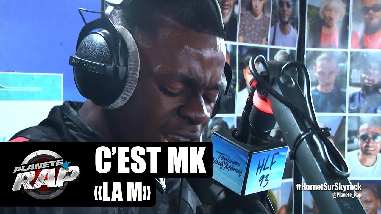 """Un jeune RAPPEUR choque NINHO et MAES ! (C'est MK """"La M"""") #FreestyleAuditeur"""