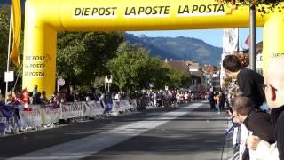 Jungfrau Marathon 2014 Spitzenläufer