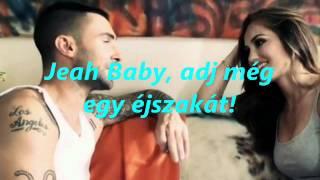 Maroon5-One More Night(magyar)