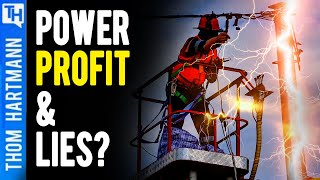 Did Corporate Espionage Cut Your Power? (w/ Dennis Kucinich)