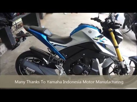 Video Review Yamaha Xabre 150 Indonesia by kobayogas