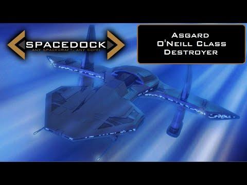 Loď třídy O'Neill z Hvězdné brány