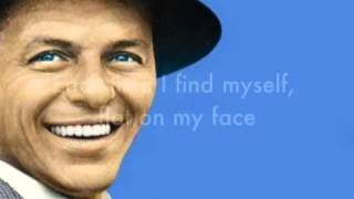 Frank Sinatra-That's life lyrics