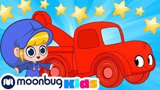 Проблема с буксировкой | Детские мультики | Morphle | Морфл | Moonbug Kids