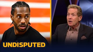 Skip & Shannon react to Kawhi's partially torn ACL & what it means for Clippers   NBA   UNDISPUTED
