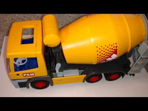 Playmobil 3263 - Betonmischer aus dem Jahr 2001