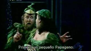 Pa pa pa pa - Duo Papageno y Papagena