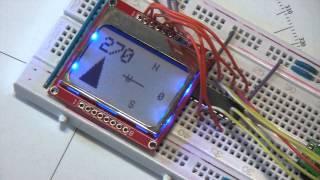 osciloscopio con processing y arduino para lectura de