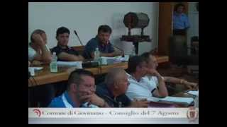 preview picture of video 'Consiglio Comunale Giovinazzo 7 Agosto 2014 prima parte'