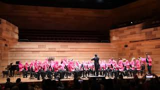 SP Winds - Spartacus At The Concourse, Chatswood (AIMF 2019)