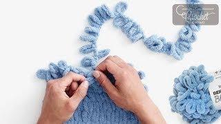Bernat Alize Blanket EZ Yarn - Musical Montage