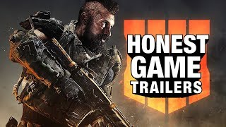 CALL OF DUTY: BLACK OPS 4 (Honest Game Trailers)