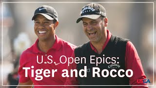 U.S. Open Epics: Tiger and Rocco