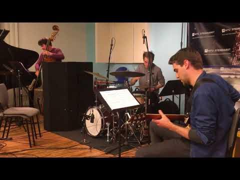 NYU Recording with Alex Sipiagin