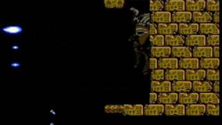 Lifeforce (NES) - Boss Run