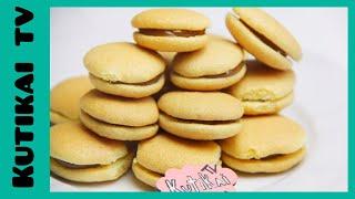 Бисквитные печенья. Легкий рецепт готовим дома