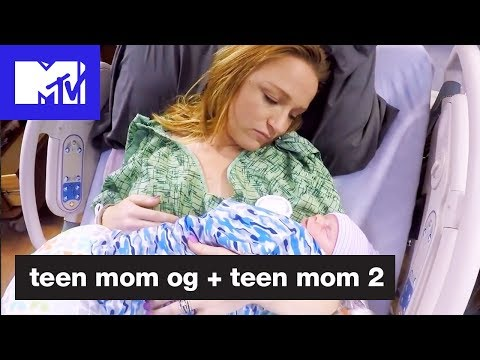 Most Memorable Births & Babies | Teen Mom 2 | MTV