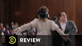 Helen Keller Takes the Stand - Review - Comedy Central