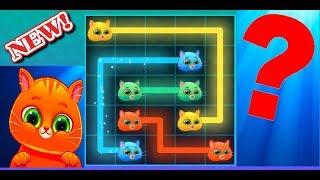 Котик Бубу играть онлайн видео игры для детей на андроид / Kotik Bubu play online video games