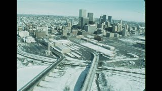 Snow in Dallas - February 1975