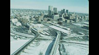 Snow in Dallas - February 1975