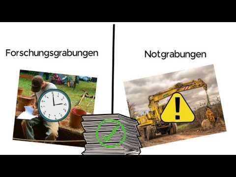 Archäologische Ausgrabungen einfach erklärt