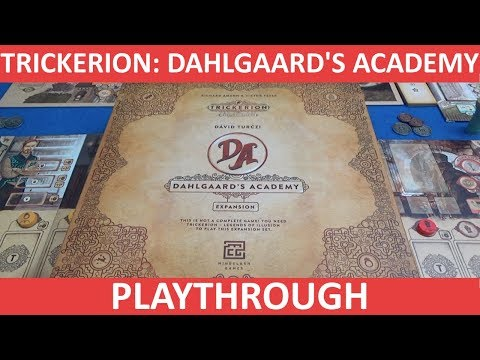 Trickerion: Dahlgaard's Academy - Full Playthrough - slickerdrips