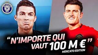 Le COUP DE GUEULE de Ronaldo – La Quotidienne Mercato #31