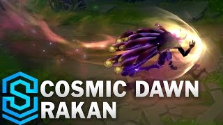 Cosmic Dawn Rakan Skin Spotlight - League of Legends