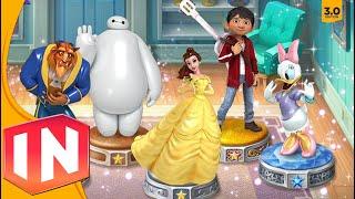 Brand New Disney Infinity Figure Designs Revealed!