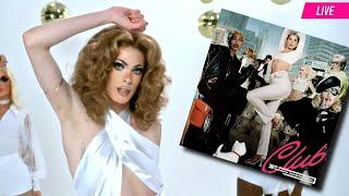 "Gigi Goode: ""Levitating [The Blessed Madonna Remix]"" by Dua Lipa (feat. Madonna)"