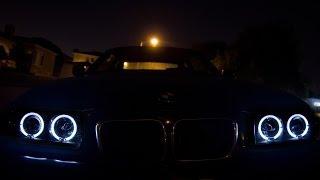 Installing Angel Eye Headlights On A BMW E36 1998 328is
