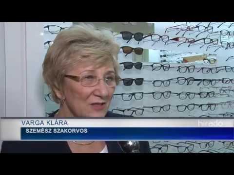 Szembetegségek rossz látás